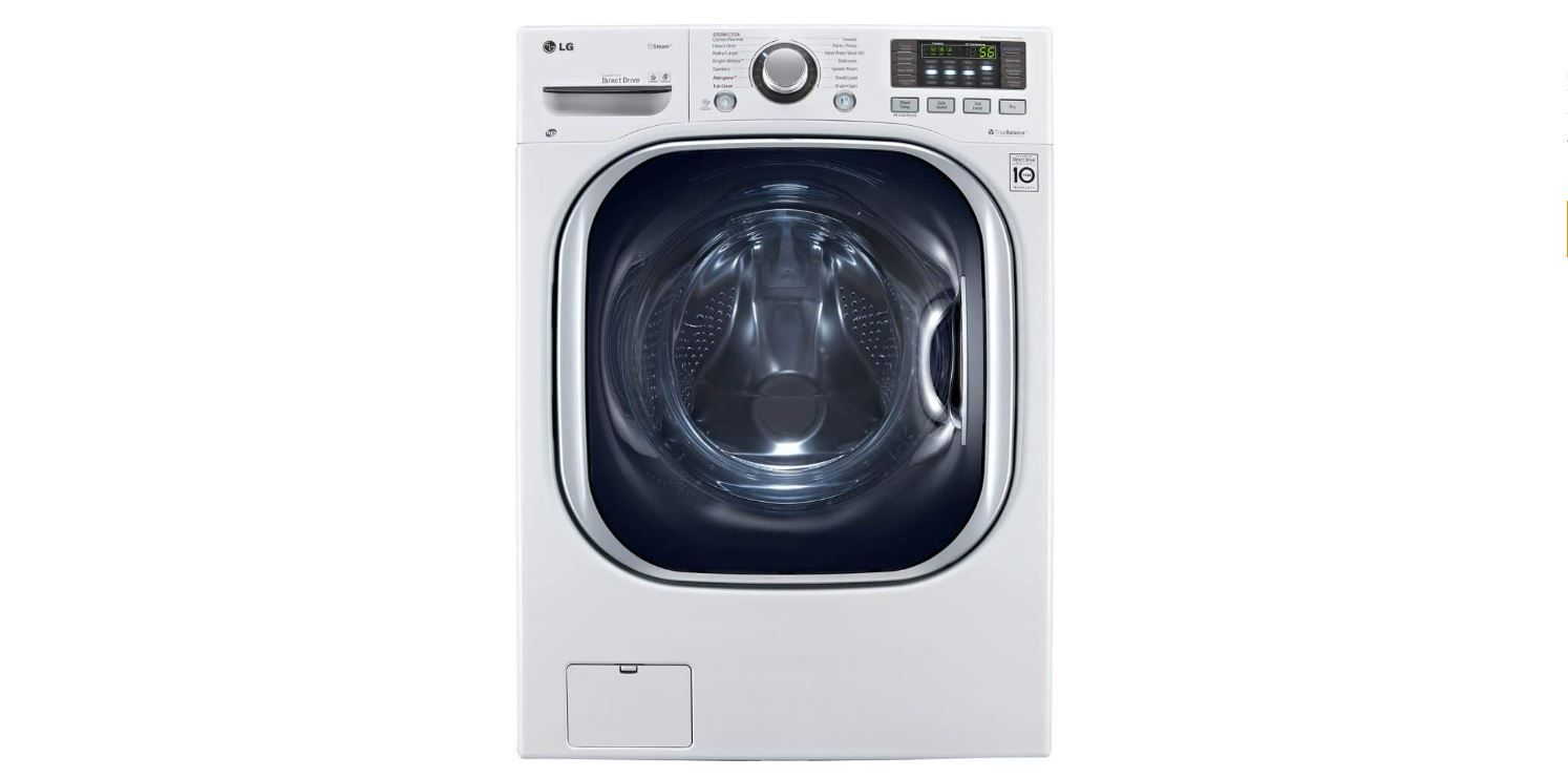 Front Load Washers: The Best of 2019